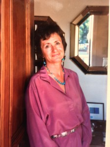 Nancy Wood, circa 1995