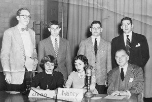 Nancy Wood 1951 WTTM radio broadcast